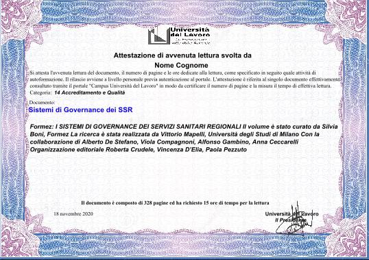 Regolamentazioneaccesso SSN: autorizzazione, accreditamento eaccordi contrattuali